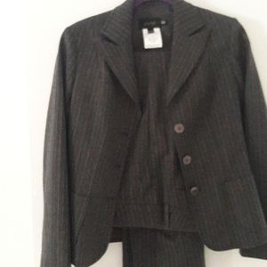 Exte business suit made in Italy warm